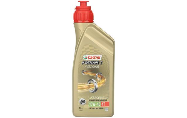 best motorcycle oil